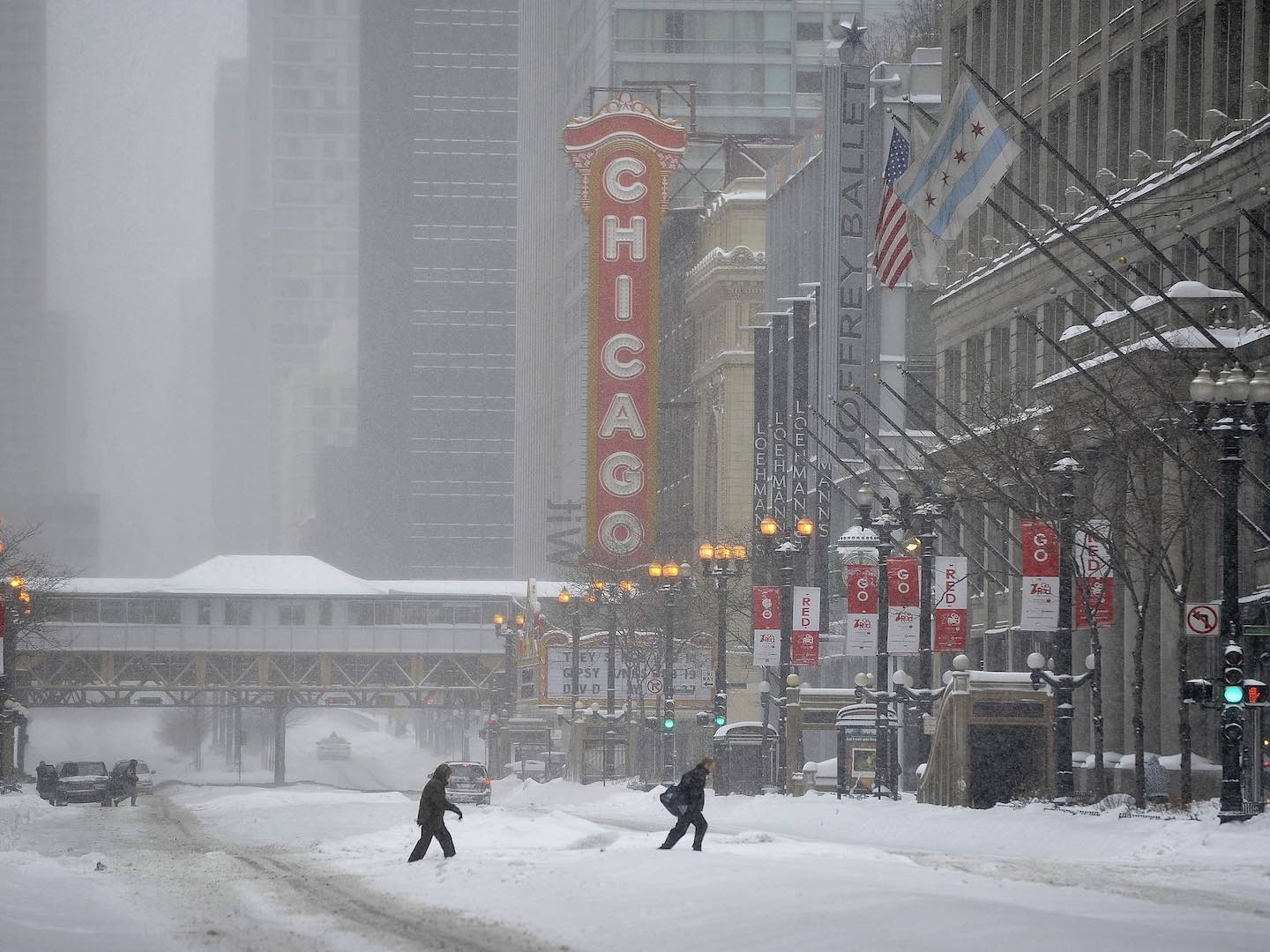 We have the same weather you do - Chicago Hard Money Lending